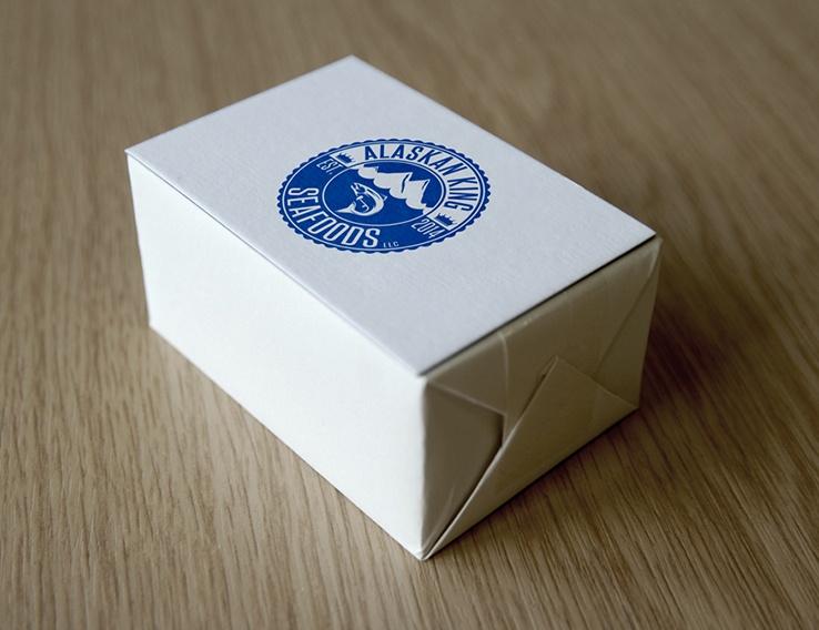 Alaskan King Seafoods – Package