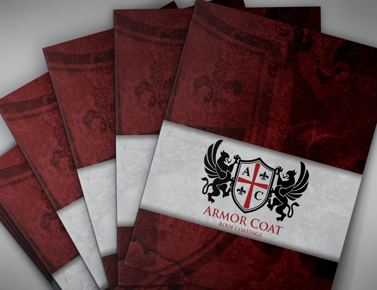 Armor Coat – Sales Folder