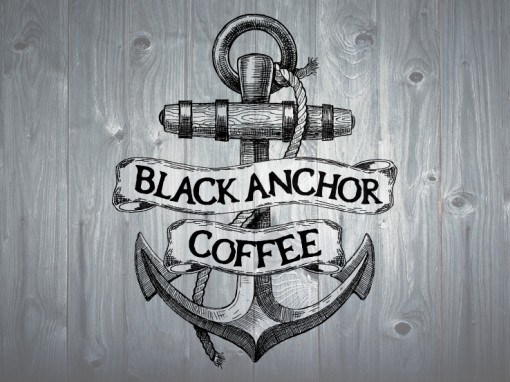 Black Anchor Coffee – Logo