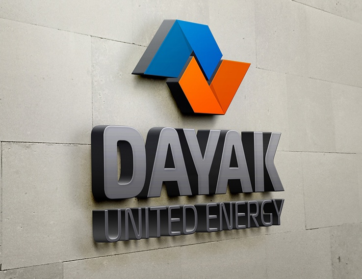 Dayak United Energy – Logo