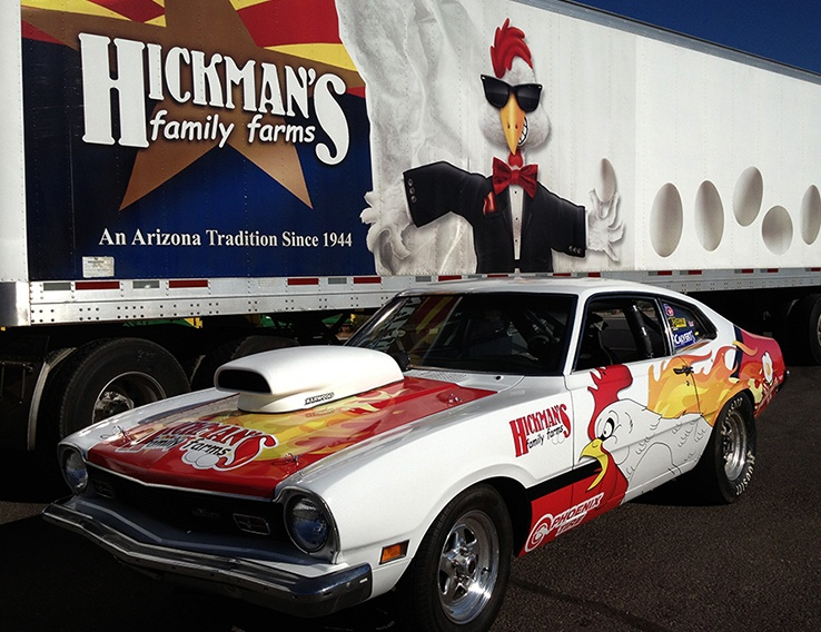 Hickmans Family Farms – Ford Maverick