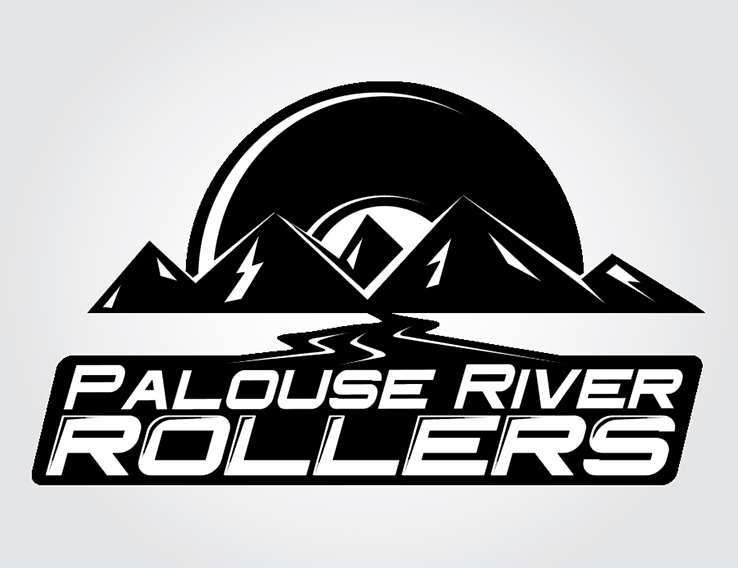 Palouse River Rollers – Logo