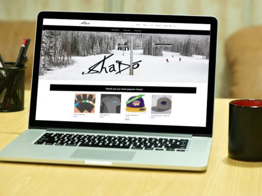 Shado Clothing – Website