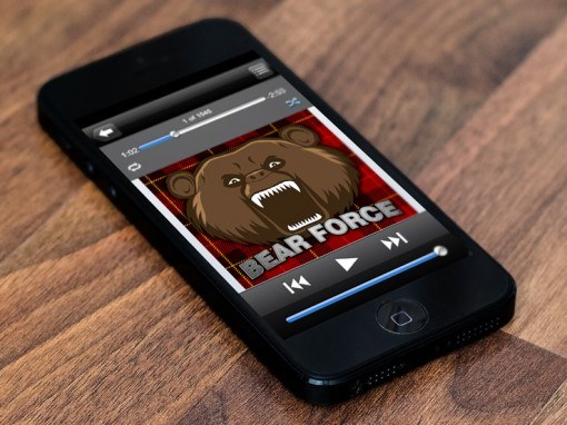 Bear Force – Podcast