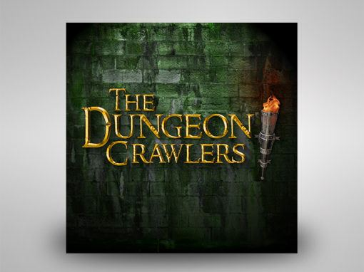 Dungeon Crawlers – Logo/Podcast Cover