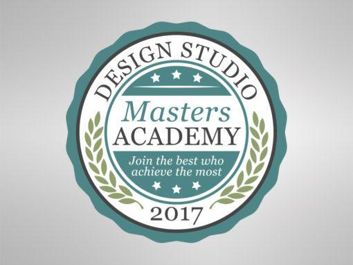 Design Studio Masters Academy – Logo